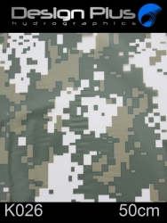 Camouflage K026