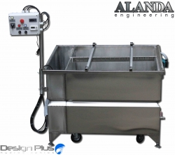 Water transfer printing TANK 100 cm X 100 cm  ALANDA Engineering