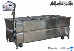 Water transfer printing TANK 100 cm X 250 cm  ALANDA Engineering