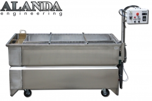Water transfer printing TANK 100 cm X 125 cm  ALANDA Engineering