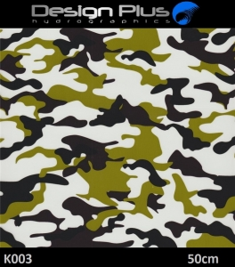 Camouflage K003