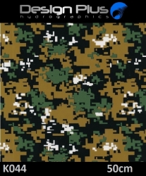 Camouflage K044