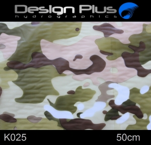 Camouflage K025